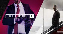 HITMAN-2-Review-Logo