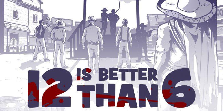 12-is-Better-Than-6-Logo