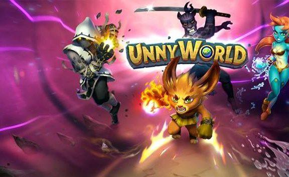 Unny-world-logo