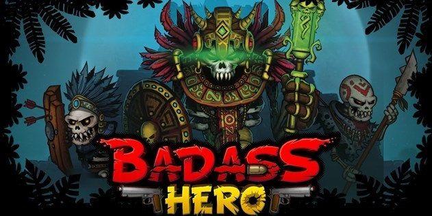 Badass-Hero-Logo