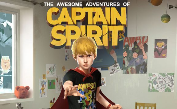 Captain-Spirit-Poster-Review-Logo