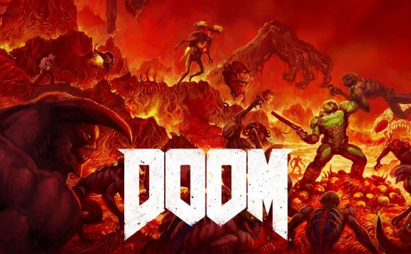 DOOM-2016-Review-Logo