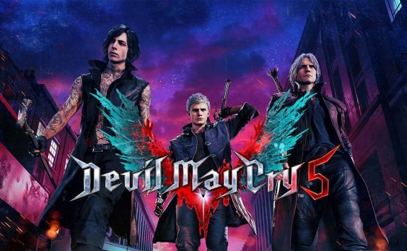 Devil-May-Cry-5-Review-Logo