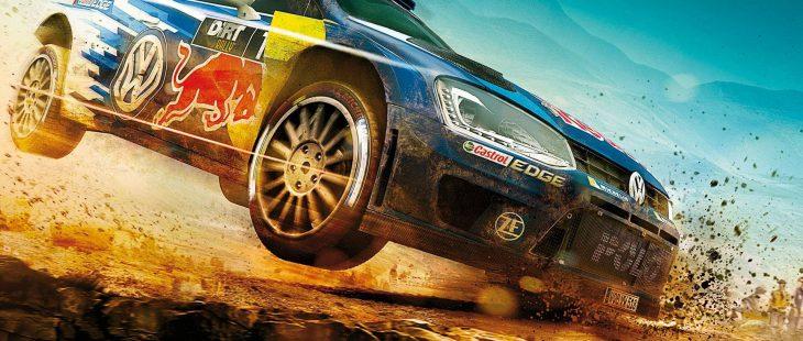 Dirt-Rall-Game-Logo