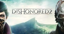 Dishonored-2-Review-Logo