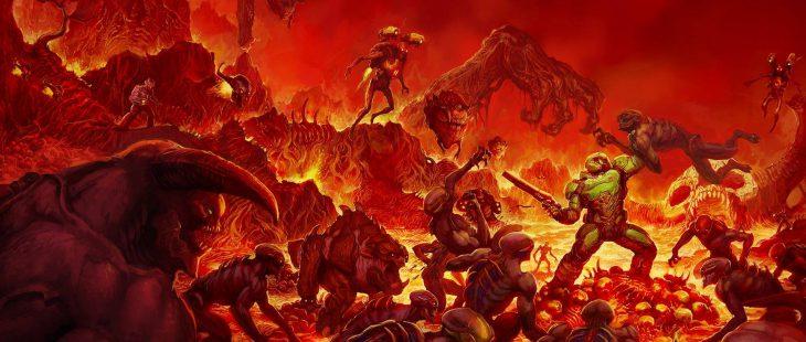 Doom-2016-game-logo