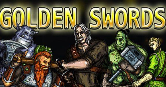 Golden-Swords