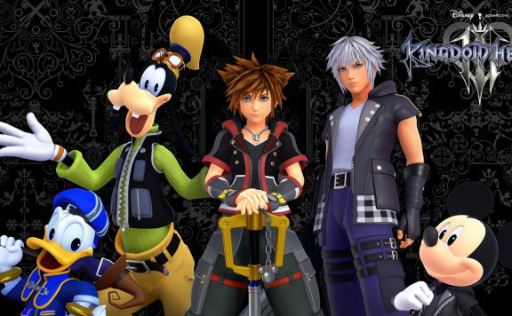 Kingdom-Hearts-III-Review-Logotype