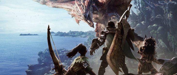 Monster-Hunter-World-Game-Logo