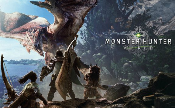 Monster-Hunter-World-Review-Logo