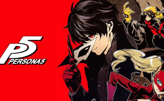 Persona-5-Review-Logo