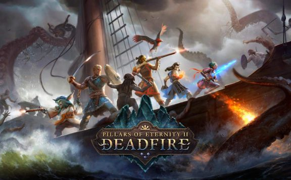 Pillars-Of-Eternity-2-Deadfire-Review-Logo