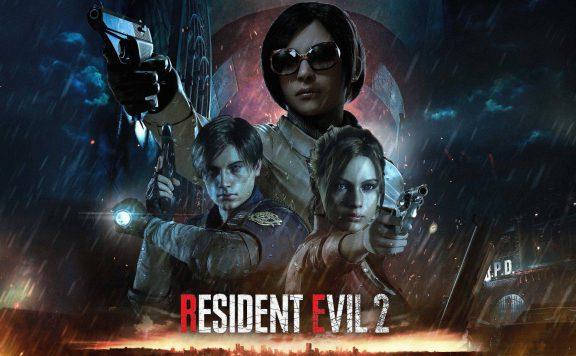 Resident-Evil-2-Remake-Review-Logo