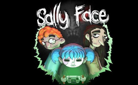 Sally-Face-Review-Logo