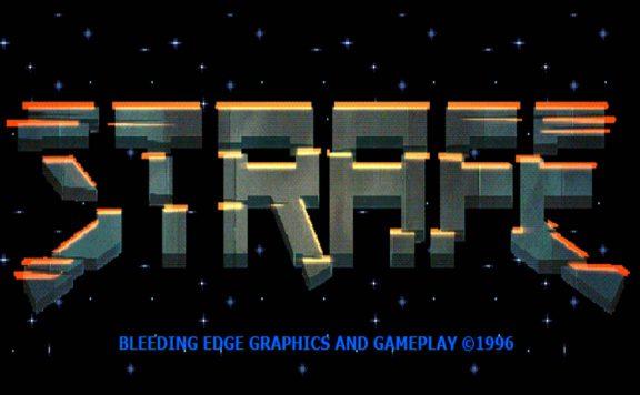 Strafe-review-logo