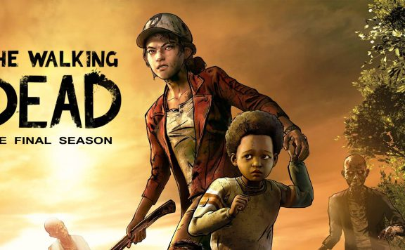 TWD-The-Finmal-Season-Review-Logo