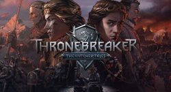 Thronebreaker-Withcher-Review-Logo