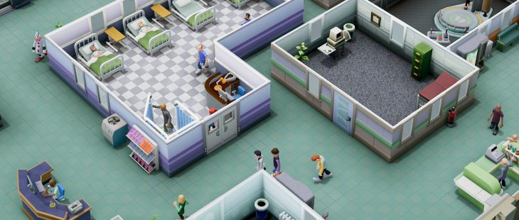 Two-Point-Hospital-Game-Logo
