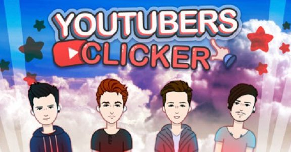 Youtubers-Clicker-Logo
