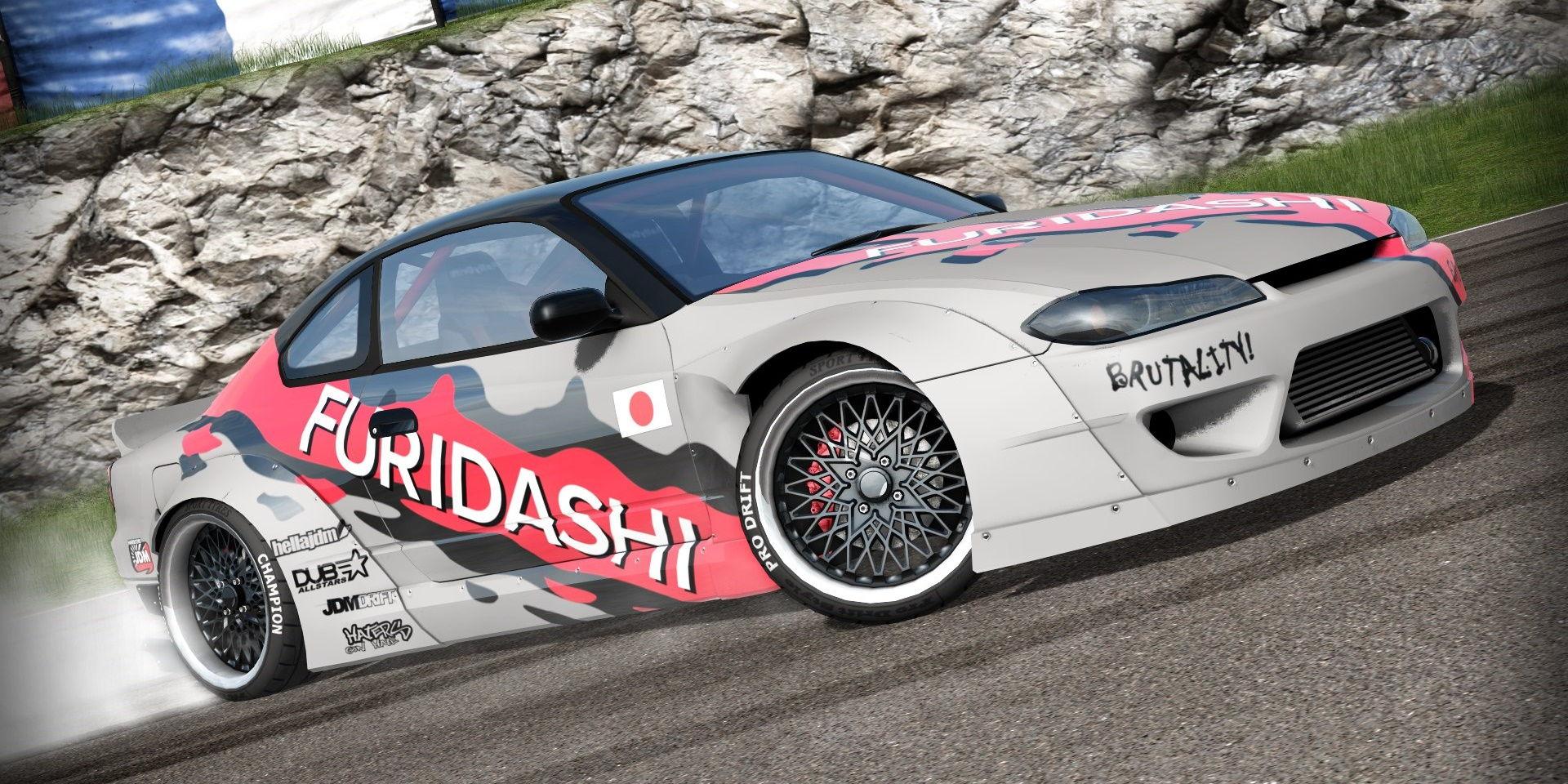 Картинки по запросу FURIDASHI: Drift Cyber Sport