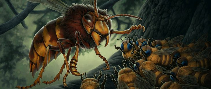 Bee-simulator-game-logo