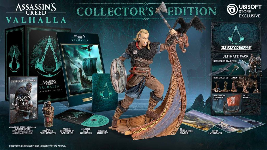 Assassins-Creed-Valhalla-collectors-edition