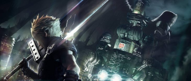 Final-Fantasy-7-Remake-Game-logo
