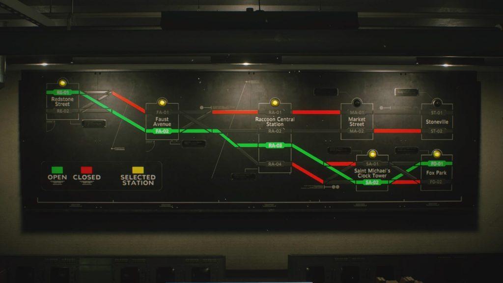 Resident Evil-3-Remake-subway- puzzle-Screnshot-2