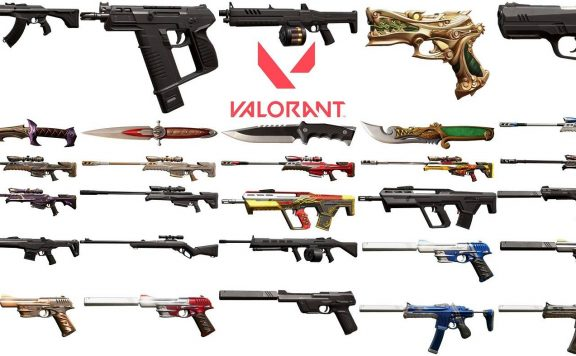 Valortant-Weapons-Logo