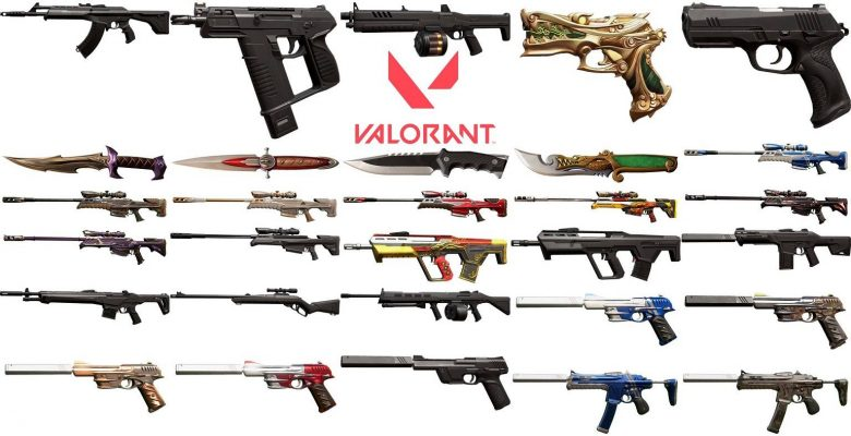 Valortant-Weapons-Logo