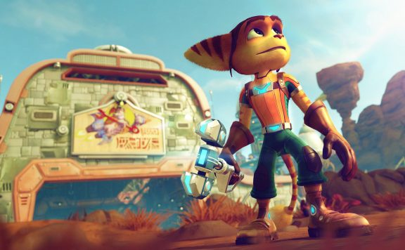 Ratchet-And-Clank-Play-At-Home-Giveaway-Logo