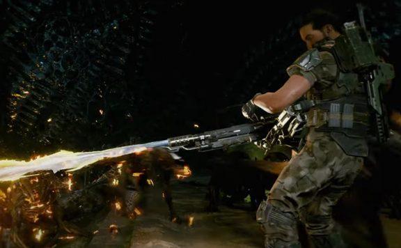 Aliens-Fireteam-Gameplay-IGN-Logo