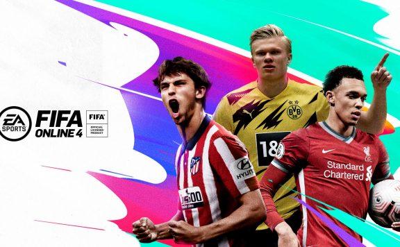 Announcement-Trailer-FiFa-Online-4-Logo
