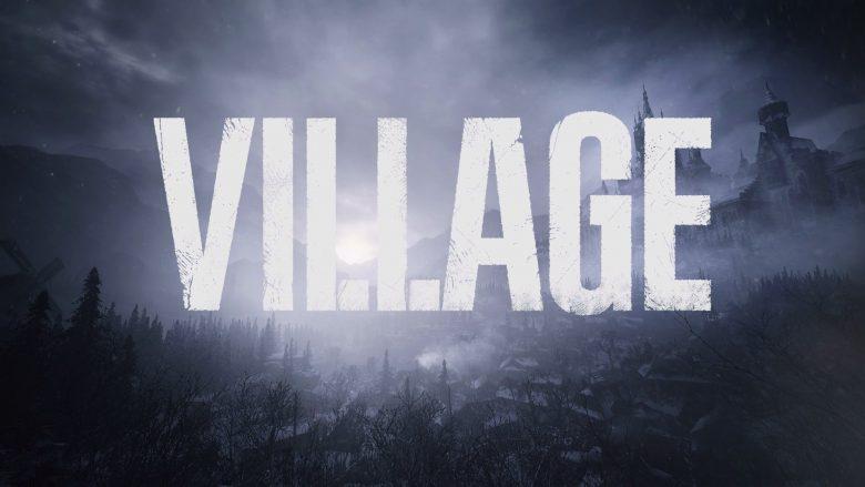 Morimasa-Sato-Resident-Evil-Village-Logo