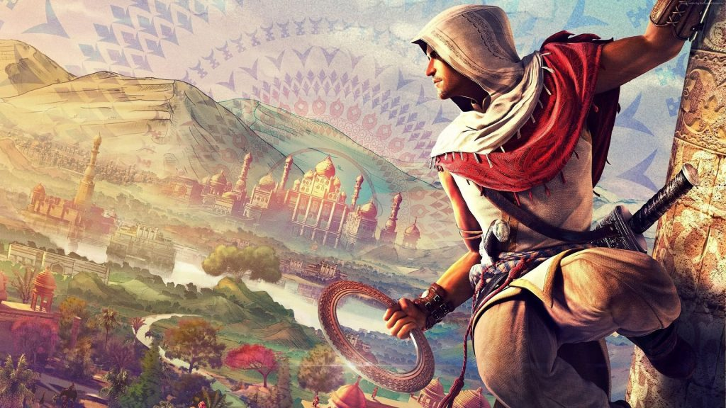 Assassins-Creed-Chronicles-India-Game-Logo