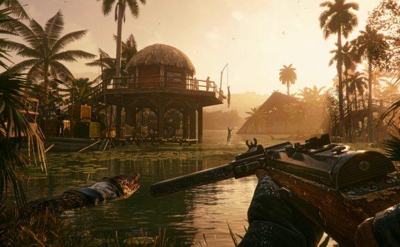 Скриншот игры Far Cry 6