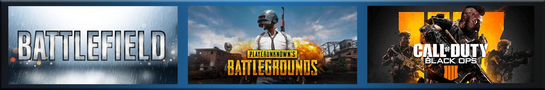 Strategy & Battlefield V: Firestorm Like Games