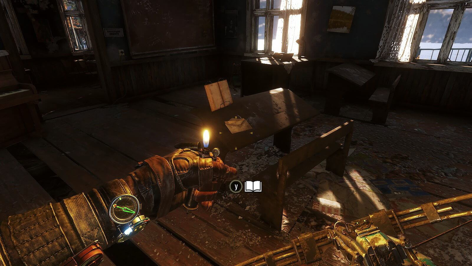 Metro Exodus Collectibles