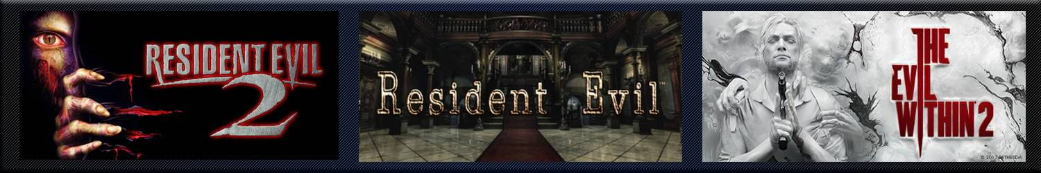Strategy & Resident Evil 2 Remake Like Games