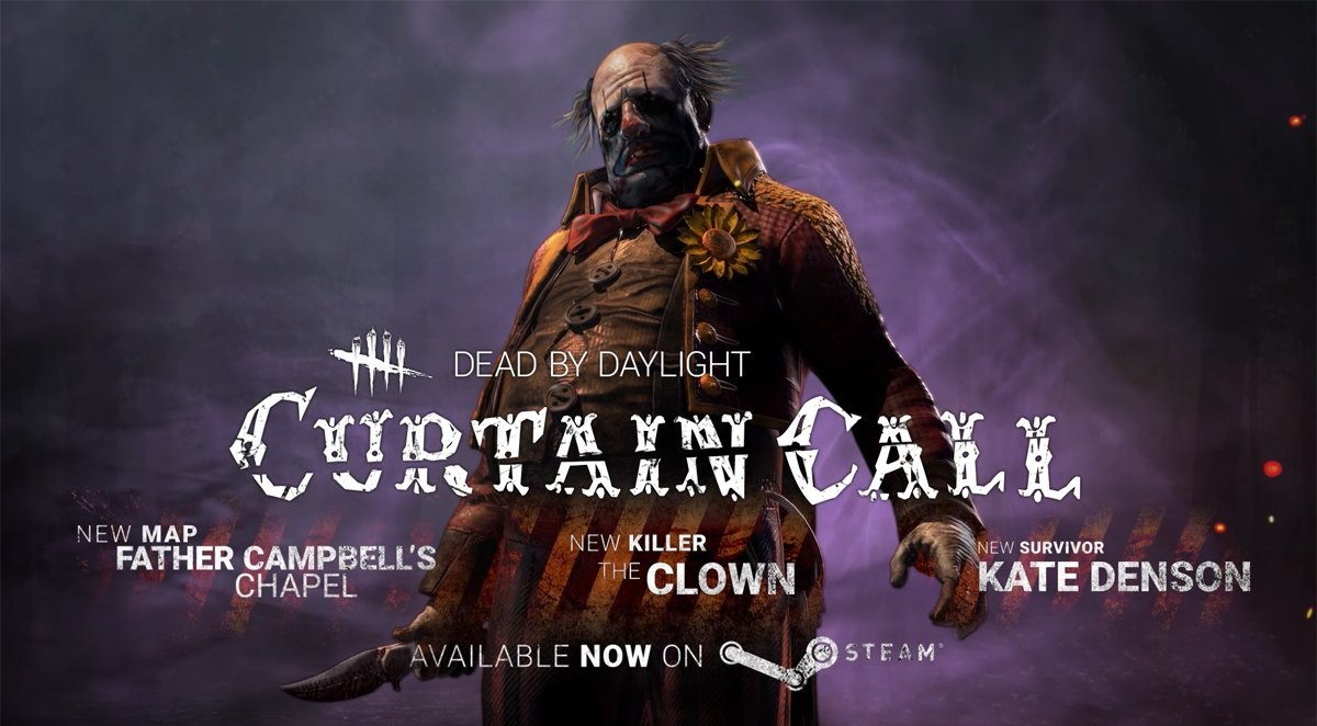 Dead by Daylight Гайд по Клоуну