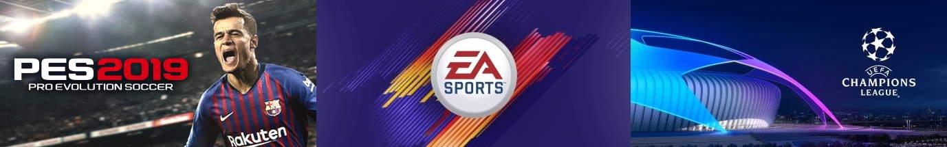 Strategy & FIFA 19 Like Games
