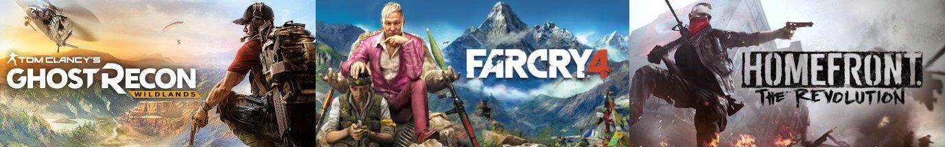Strategy & Far Cry 5 Like Games