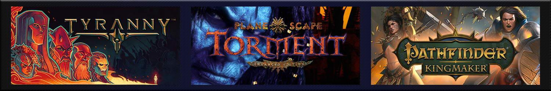 Strategy & Pillars of Eternity II: Deadfire Like Games