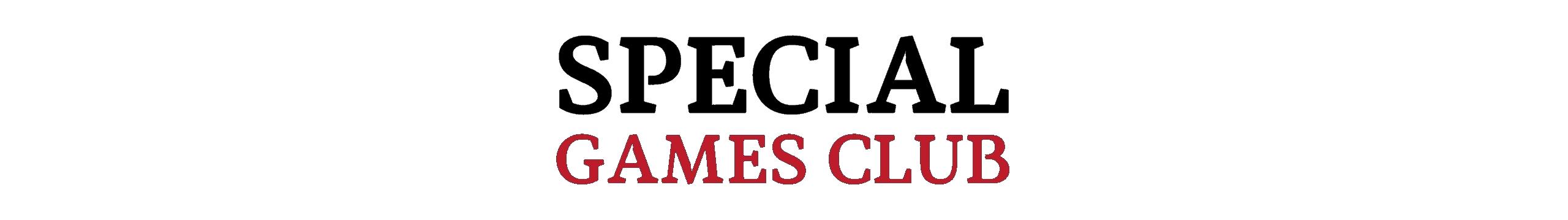 Special Games Club